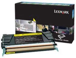 Lexmark C746A3YG YELLOW