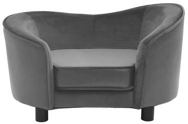 Кровать для животных VLX Dog Bed, серый, 690 мм x 490 мм
