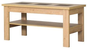 Kafijas galdiņš Bodzio S29 Dark Sonoma Oak, 1200x600x590 mm