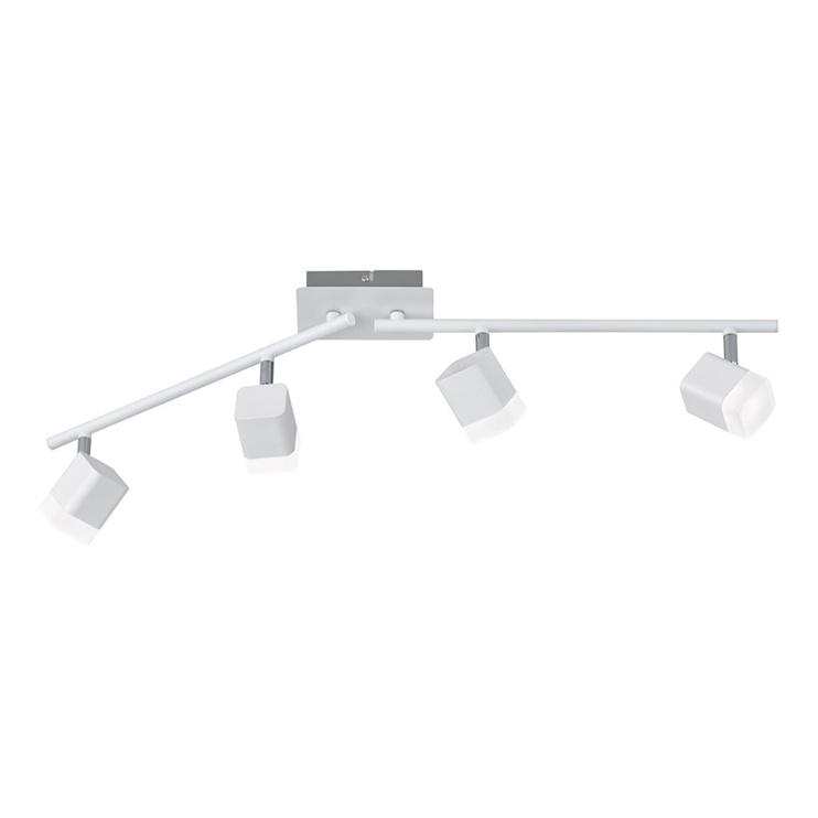 Kryptinis šviestuvas Reality Roubaix R82154131, 4X4W, LED