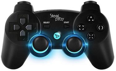 Steel Play Pro Light Pad Wireless Controller Black