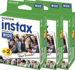 Fujifilm Instax Wide Film 3-pack