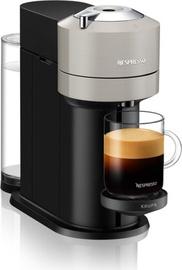 Kapsulas kafijas automāts Krups Vertuo Next XN910B.20, melna/pelēka