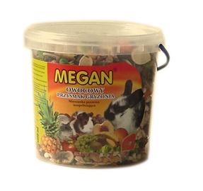 Skanėstas graužikams Megan, su vaisiais, 370 gr
