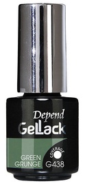 Depend GelLack Green Grundge 5ml