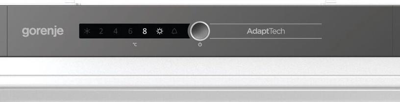 Įmontuojamas šaldytuvas Gorenje RBI5182A1