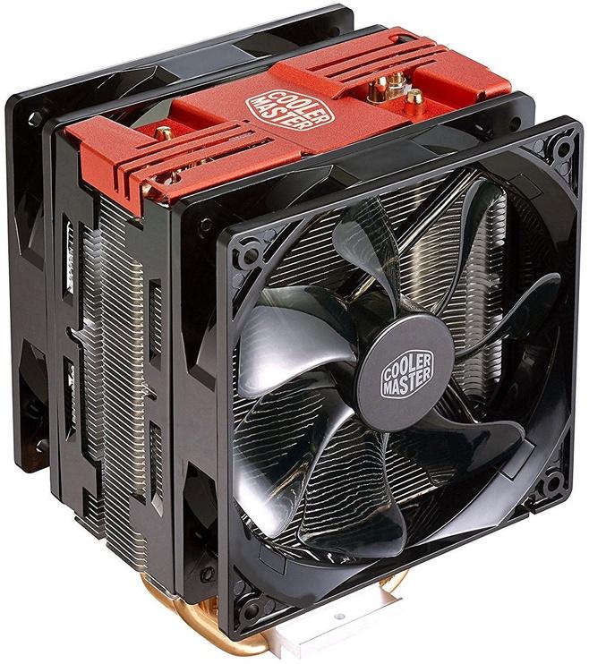 Cooler Master Hyper 212 LED Turbo Red RR-212TR-16PR-R1