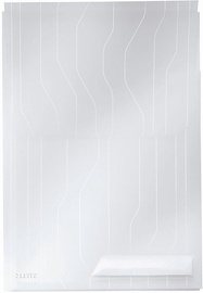 Herlitz Folder With Button C65 Transparent Easy Orga