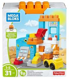 Mega Bloks Work Site 31pcs