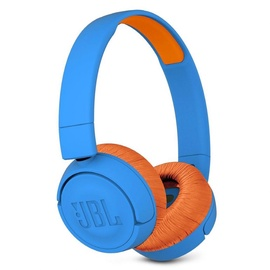 JBL JR300BT Kids Wireless Headphones Blue/Orange