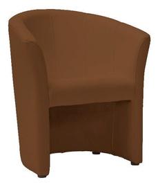 Atzveltnes krēsls Signal Meble TM-1 Light Brown, 67x47x76 cm