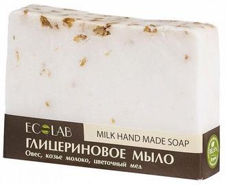ECO Laboratorie Glycerin Milk Handmade soap 130g