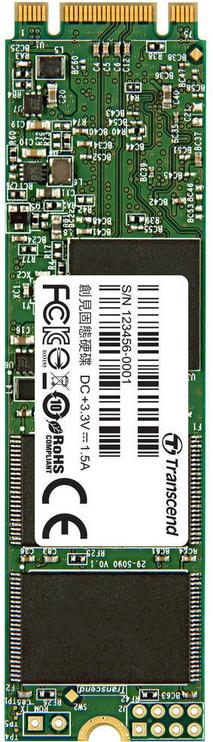 Transcend MTS820 240GB M.2 SATAIII