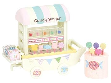 Epoch Sylvanian Families Candy Wagon 5266