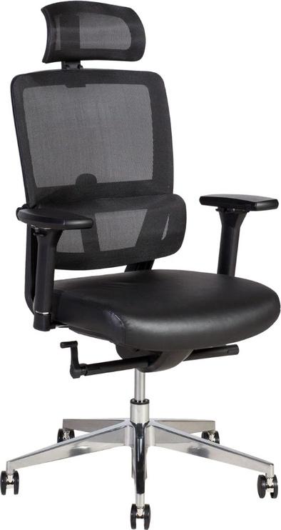 Biroja krēsls Home4you Integra Black 14642