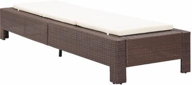 Lamamistool VLX Sun Lounger w/ Cushion 46235, beež