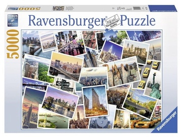 Ravensburger Puzzle New York The City That Never Sleeps 5000pcs