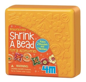 4M Shink A Bead Floral Accessories 4695