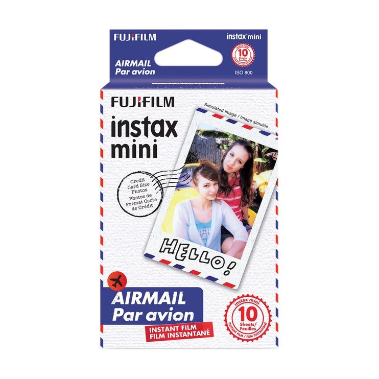 Fotolint INSTAX MINI AIRMAIL (10/PK) (FUJIFILM)