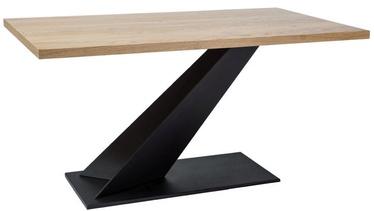 Signal Meble Arrow Table 150x90cm Oak/Black