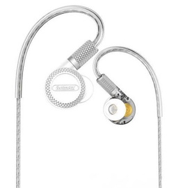 Remax RM-590 In-Ear Earphones Silver