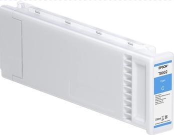 Кассета для принтера Epson T800200, циановый (cyan), 700 мл
