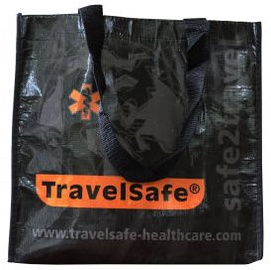 TravelSafe TravelLine Black