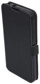 Telone Super Slim Shine Book Case For Microsoft Lumia 650 Black