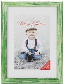 Victoria Collection Photo Frame Coral 15x21cm Green