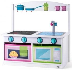 Ролевая игра WOODY Eco Kitchen 2in1 90258