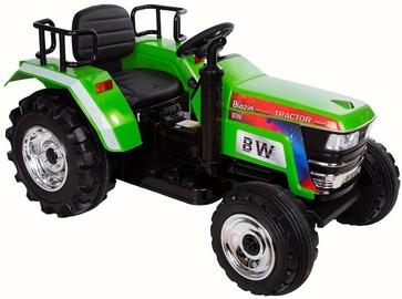 Bezvadu automašīna Azeno XXL Tractor, balta/melna/zaļa