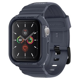 Spigen Rugged Armor Pro For Apple Watch 4/5 44mm Charcoal Grey