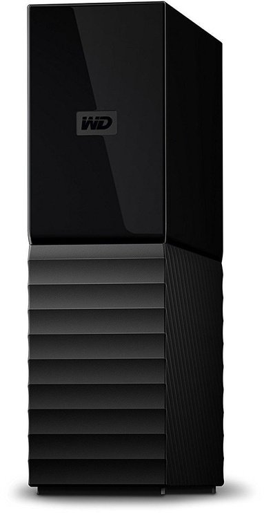 Western Digital 4TB My Book USB 3.0 Black WDBBGB0040HBK-EESN