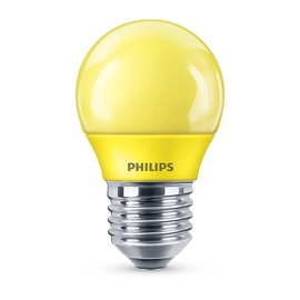 Valgusdioodlamp Philips P45 3.1W E27 LED