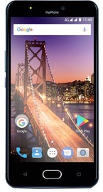 MyPhone City XL Dual Black