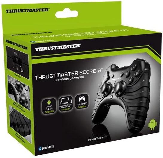 Thrustmaster Score-A Bluetooth Gamepad Black