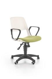 Halmar Chair Jumbo White/Green