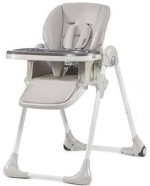 Maitinimo kėdutė KinderKraft Yummy Grey