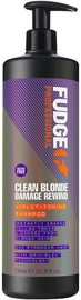 Šampūnas Fudge Clean Blonde Damage Rewind Violet Toning, 1000 ml