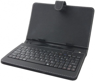 "Esperanza EK123 Keyboard Case For 7"" Tablets Black"