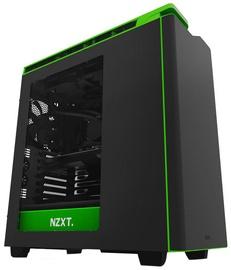 NZXT H440 ATX Black/Green CA-H442W-M9