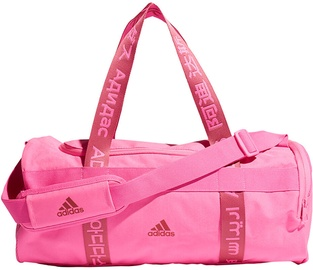 Rokassoma Adidas 4Athlts Duffel Bag Small GL0963, rozā