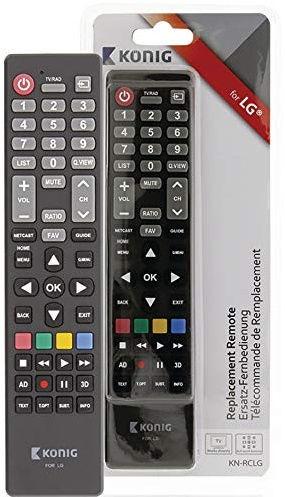 Konig Remote Control for LG KN-RCLG