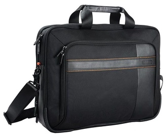 "Addison Notebook Bag 14.1"" Black"
