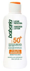 Babaria Sunscreen Lotion For Sensitive Skin SPF50 100ml