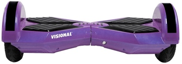 Visional Hoverboard 8'' With Bluetooth Purple