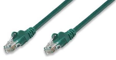 Intellinet CAT 5e UTP Cable Green 5m