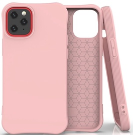 Fusion Solaster Back Case For Apple iPhone 12/12 Pro Pink