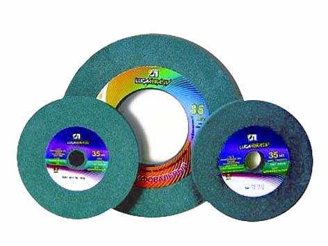 Šlifavimo diskas Luga Abraziv, 150x20x12.7 mm