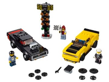 KONSTRUKTOR LEGO SPEED CHAMPION 75893